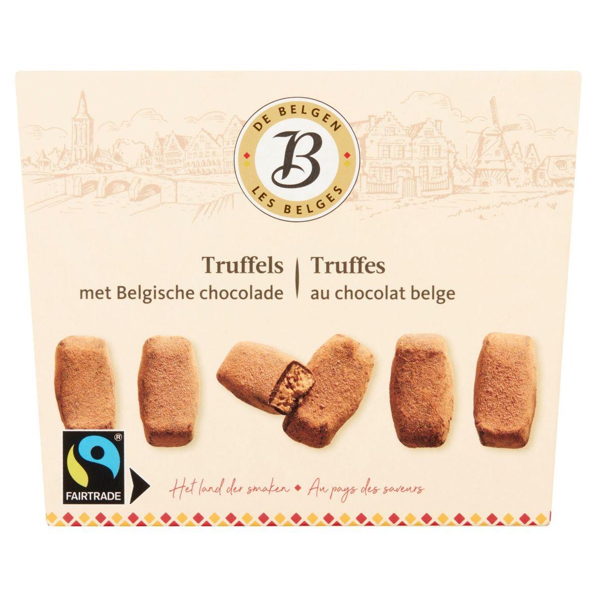 Les Belges Truffes au Chocolat Belge 150 g