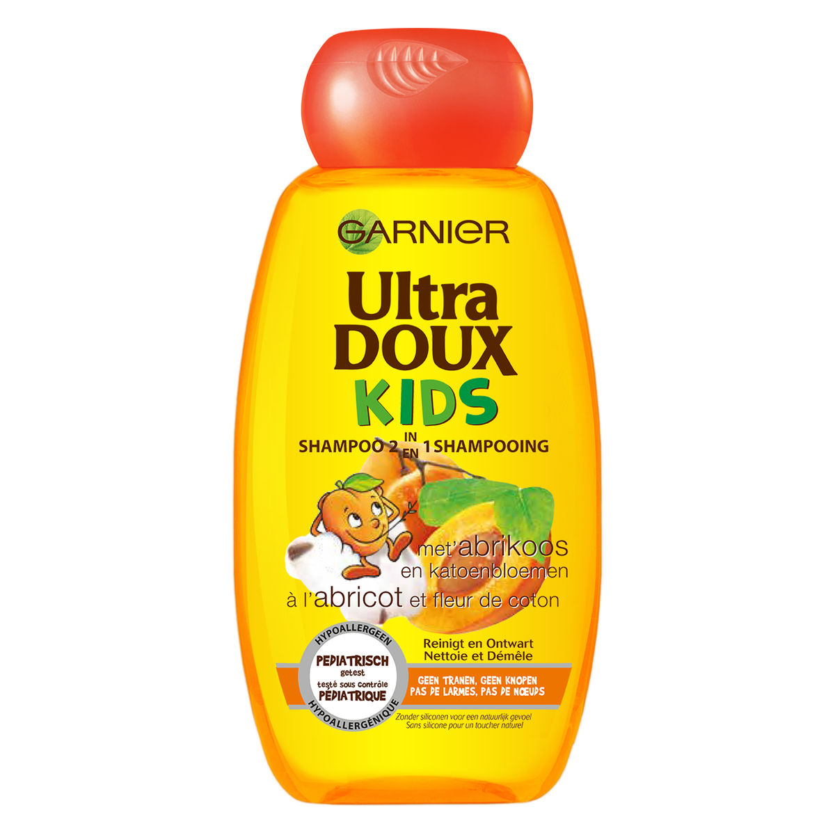 Garnier Ultra Doux Kids Abricot - Cheveux Normaux