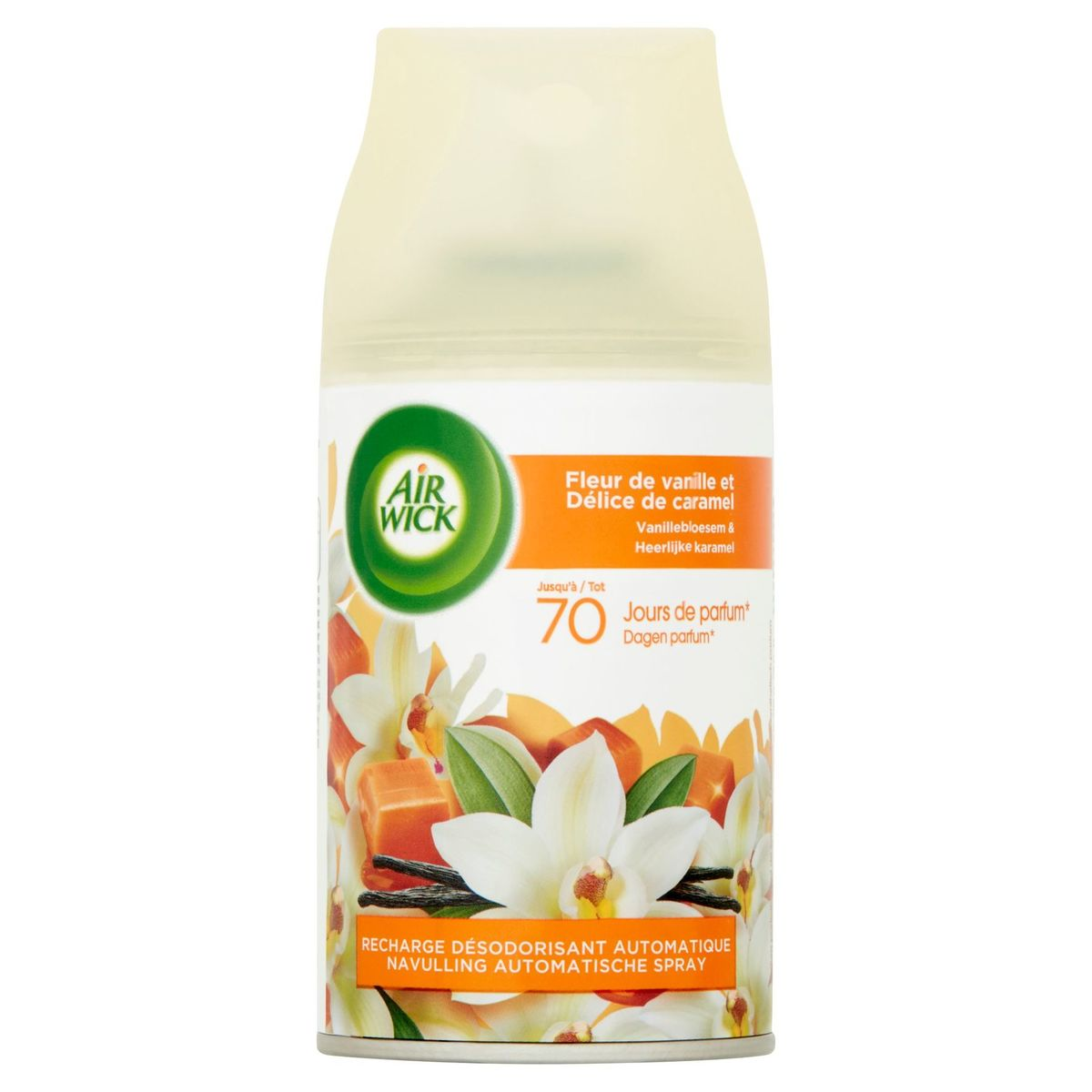 Air Wick Freshmatic Vanille & Karamel Navulling 250 ml