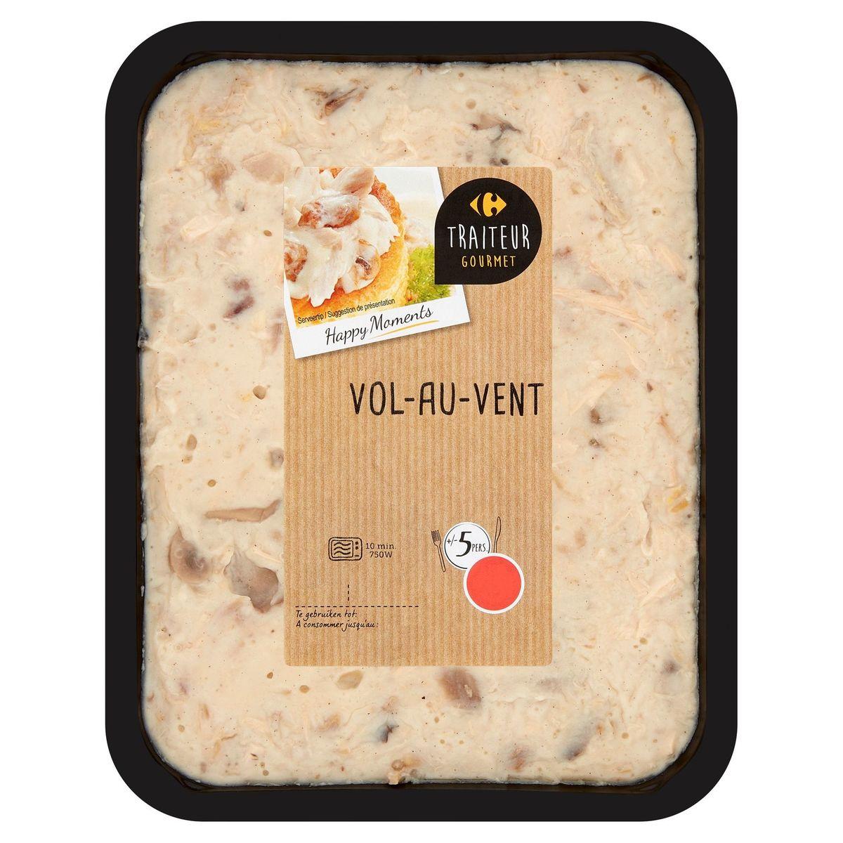 Carrefour Traiteur Gourmet Vol-au-Vent 1.2 kg