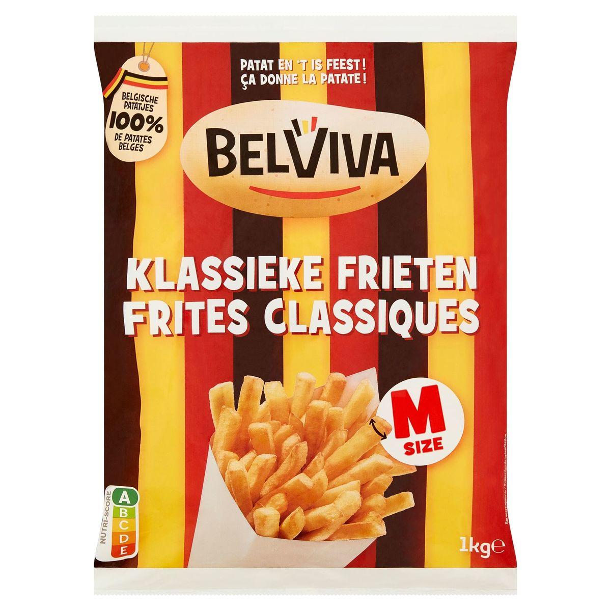 Lutosa wordt Belviva - Klassieke Frieten 1 kg