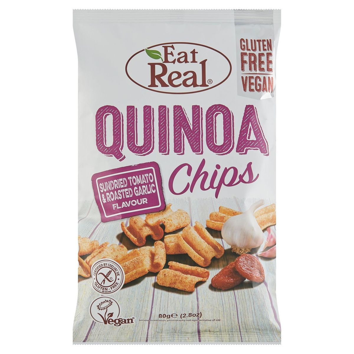 Eat Real Quinoa Chips 80 g
