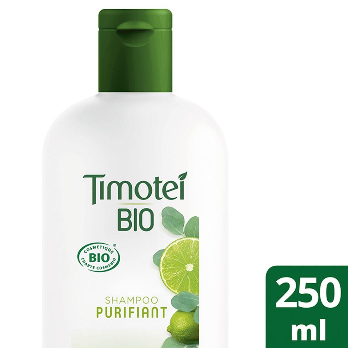 Timotei Shampooing BIO Purifiant 2 en 1 250 ml