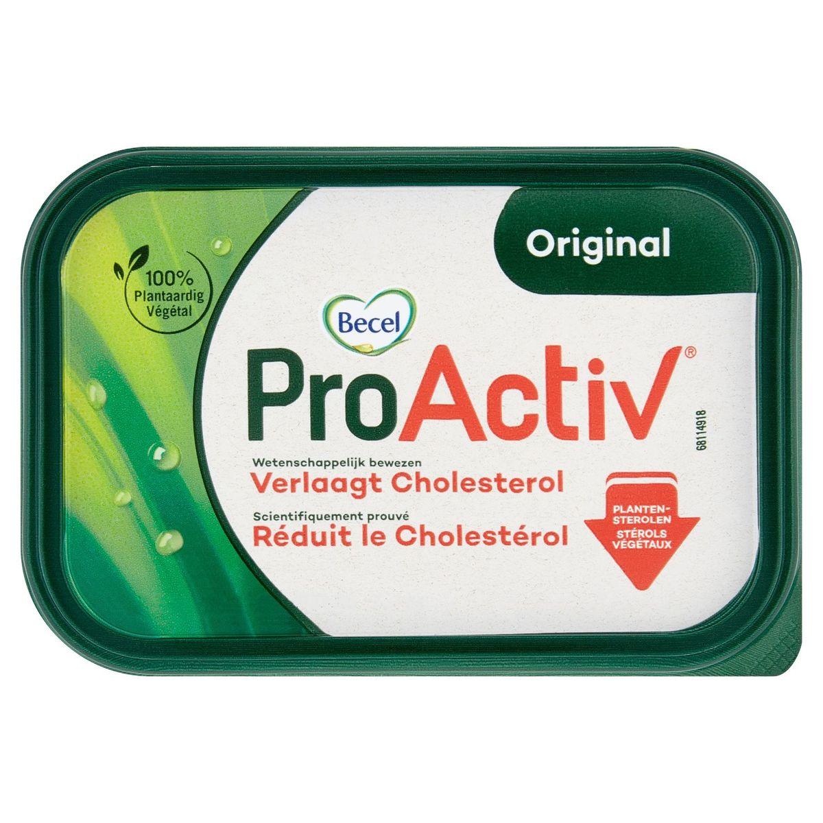 Becel ProActiv Original Réduit le cholestérol 250 g