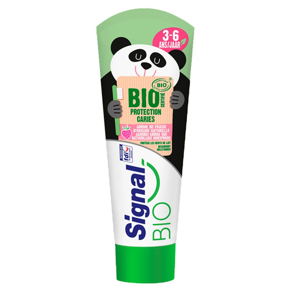Signal Bio Dentifrice Kids 50 ml