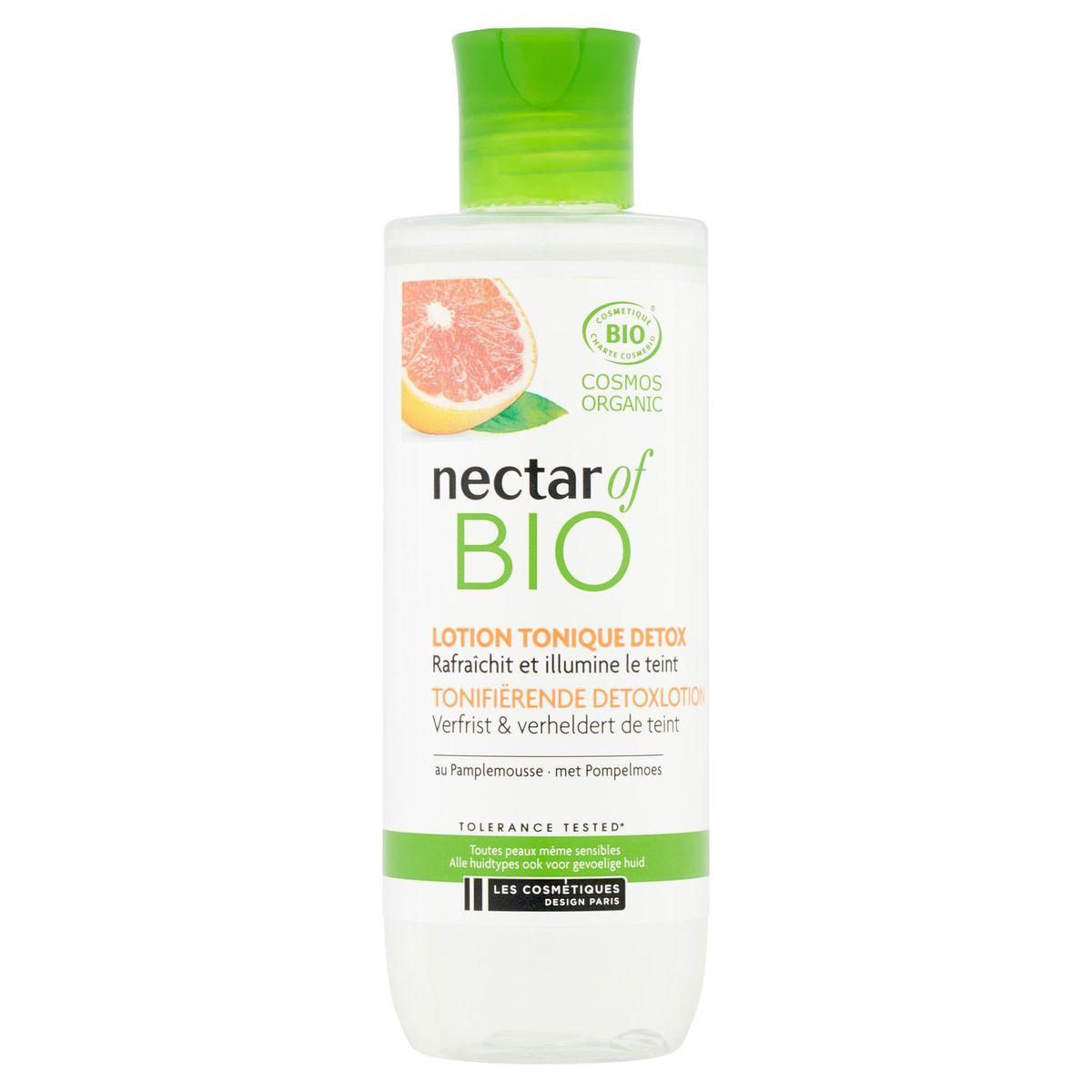Nectar of Bio Tonifiërende Detoxlotion 200 ml
