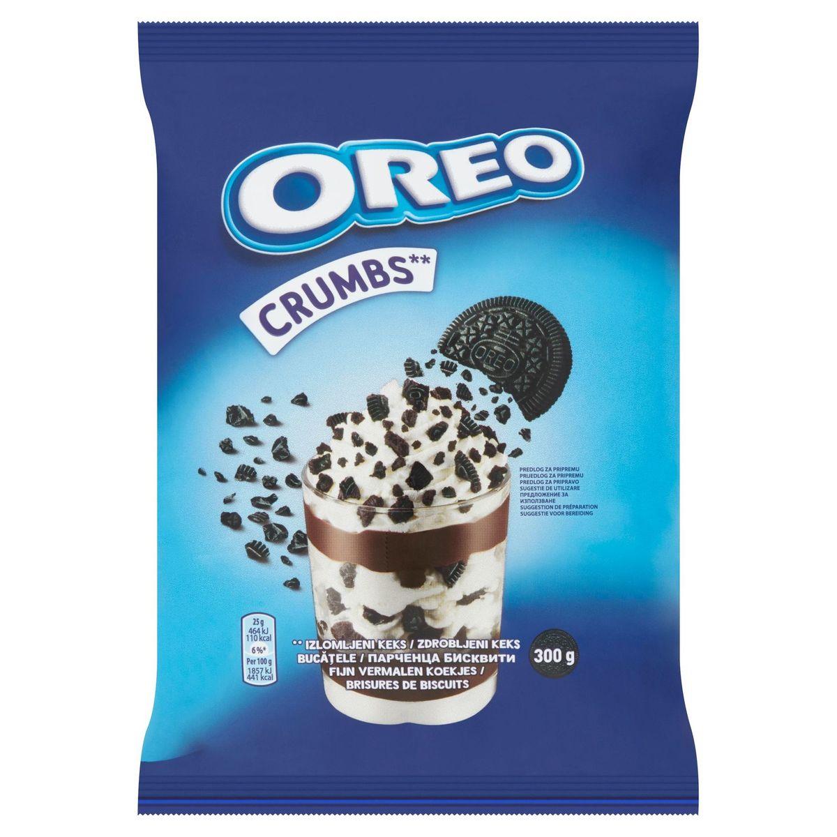 Oreo Crumbs 300 g