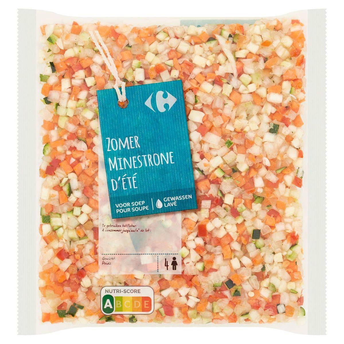 Carrefour Minestrone d'Été 400 g