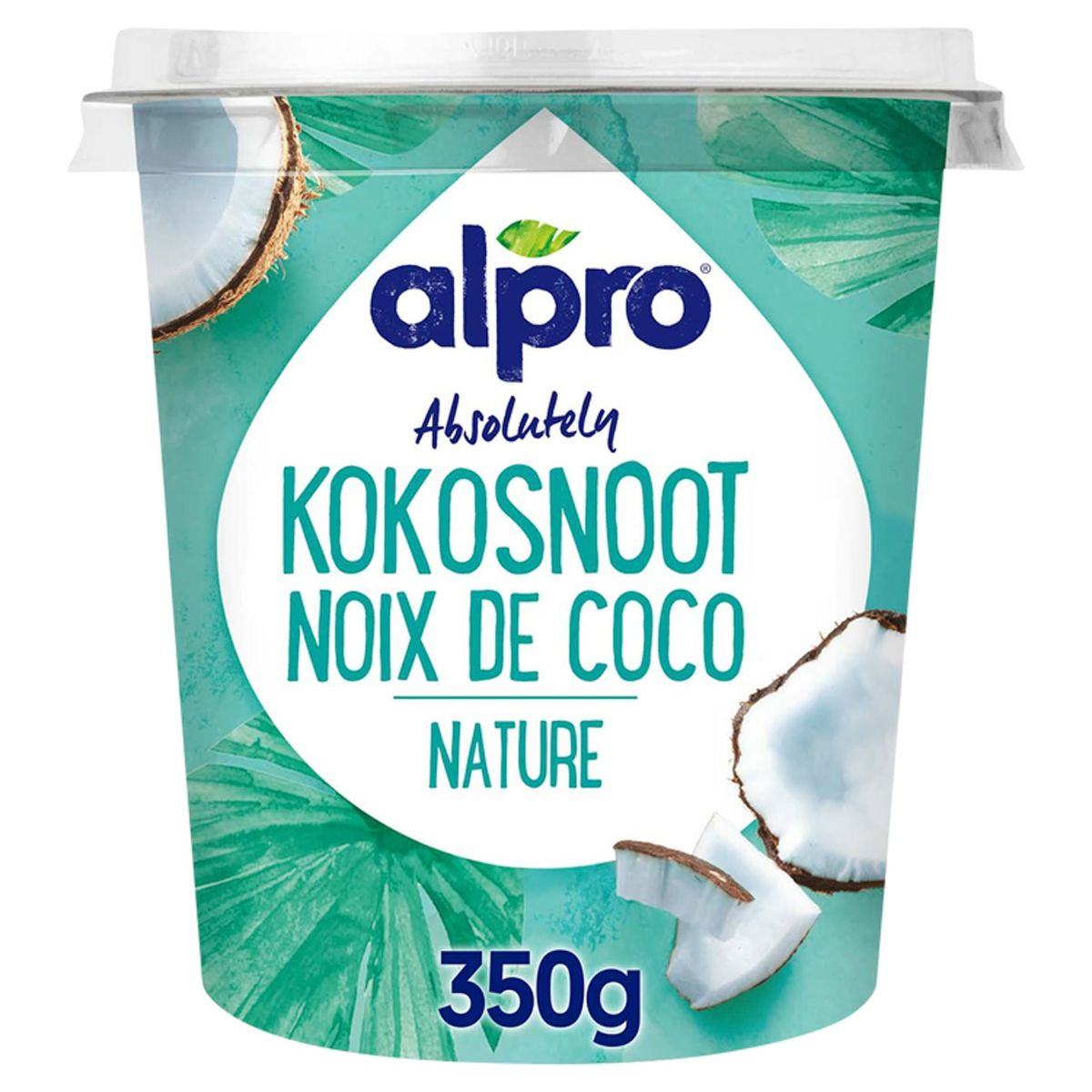 Alpro Absolutely Kokosnoot Natuur 350 g