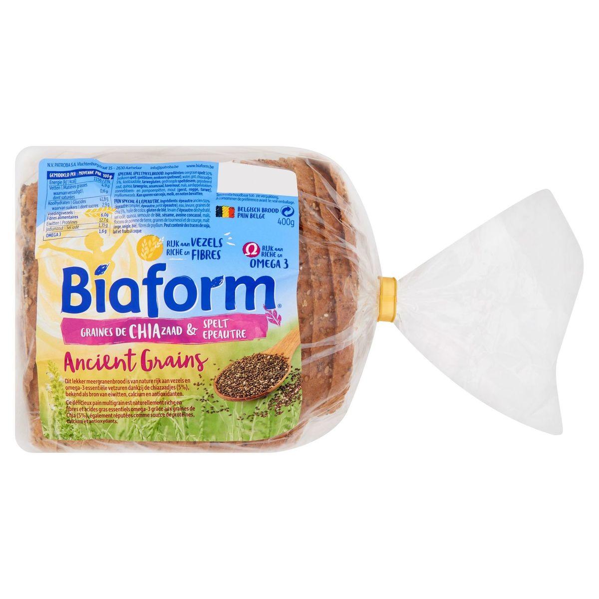 Biaform Chiazaad & Spelt 400 g