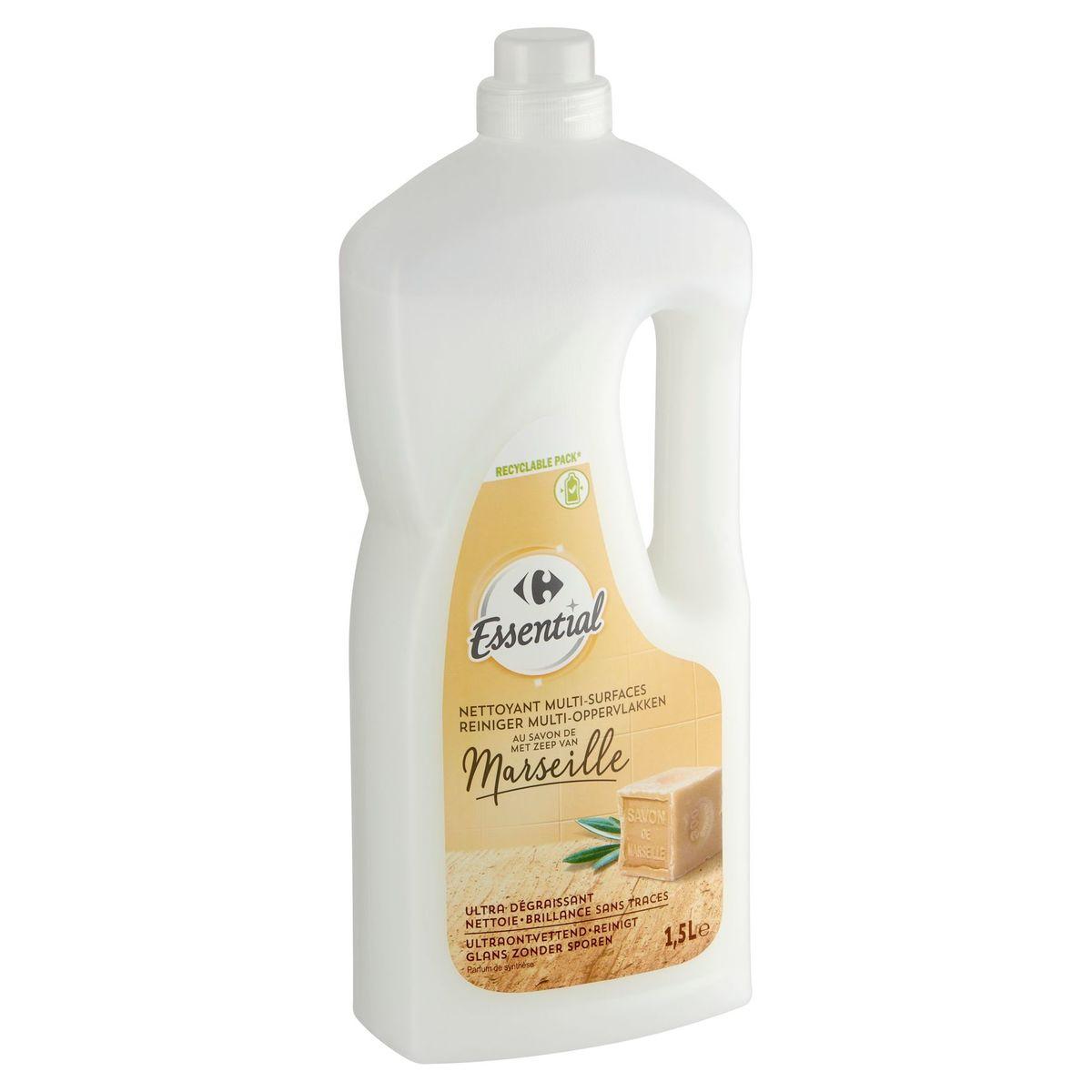 Carrefour Essential Reiniger Multi-Oppervlakken 1.25 L