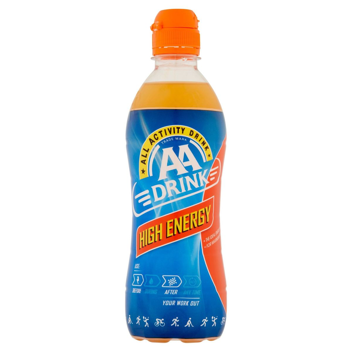 AA Drink High Energy 500 ml