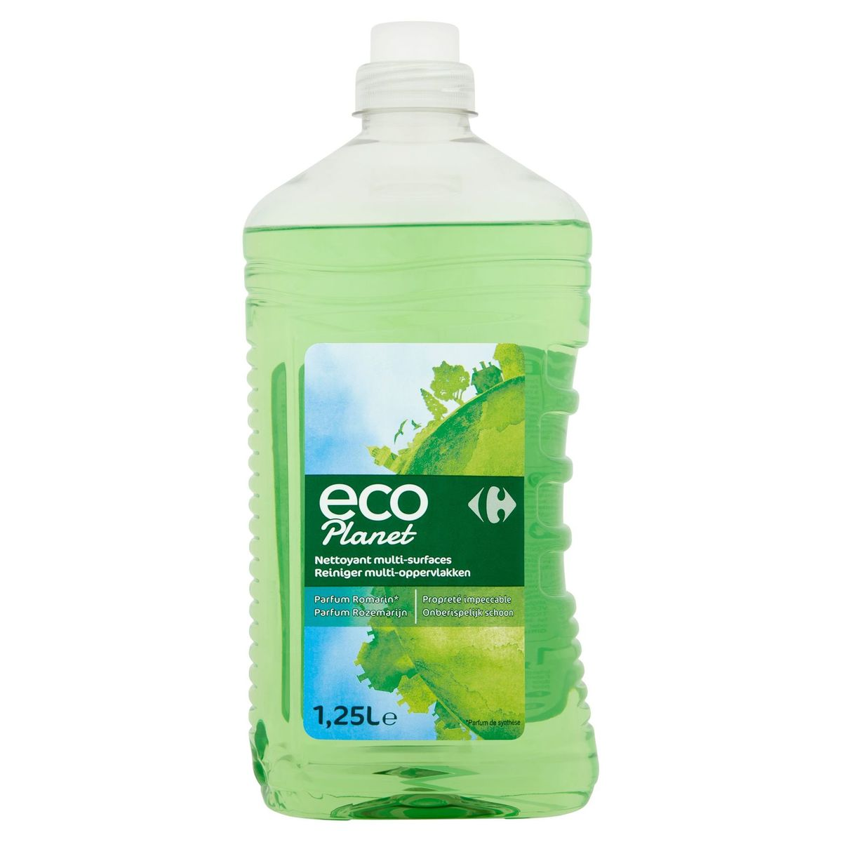 Carrefour Eco Planet Reiniger Multi-Oppervlakken 1.25 L