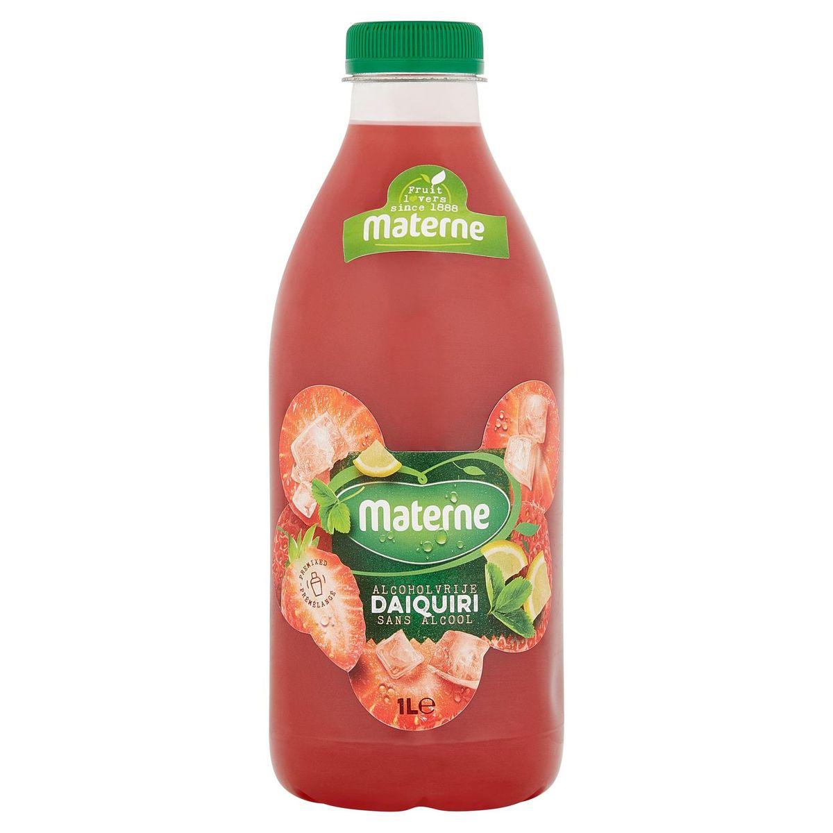 Materne Daiquiri Sans Alcool 1 L