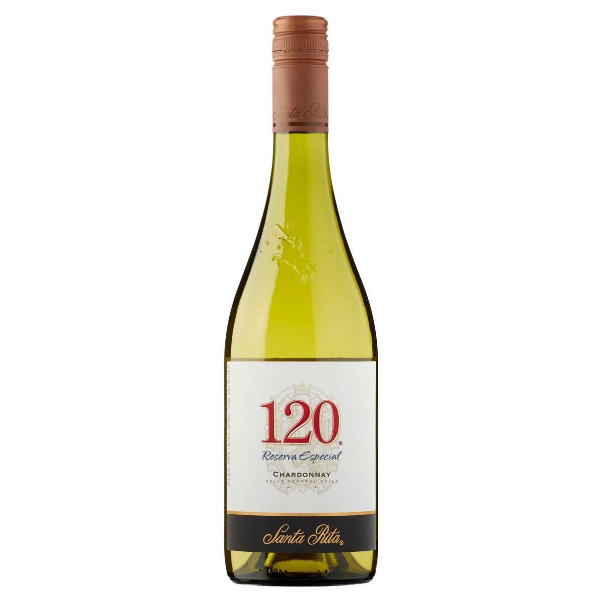 Chili Santa Rita 120 Reserva Especial Chardonnay