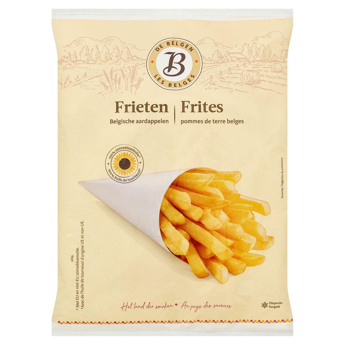 Les Belges Frites Pommes de Terre Belges 1 kg