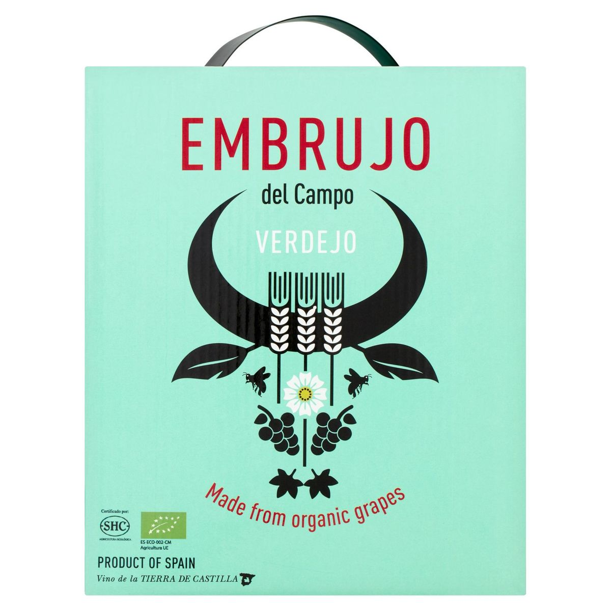 Embrujo del Campo Verdejo 3 L