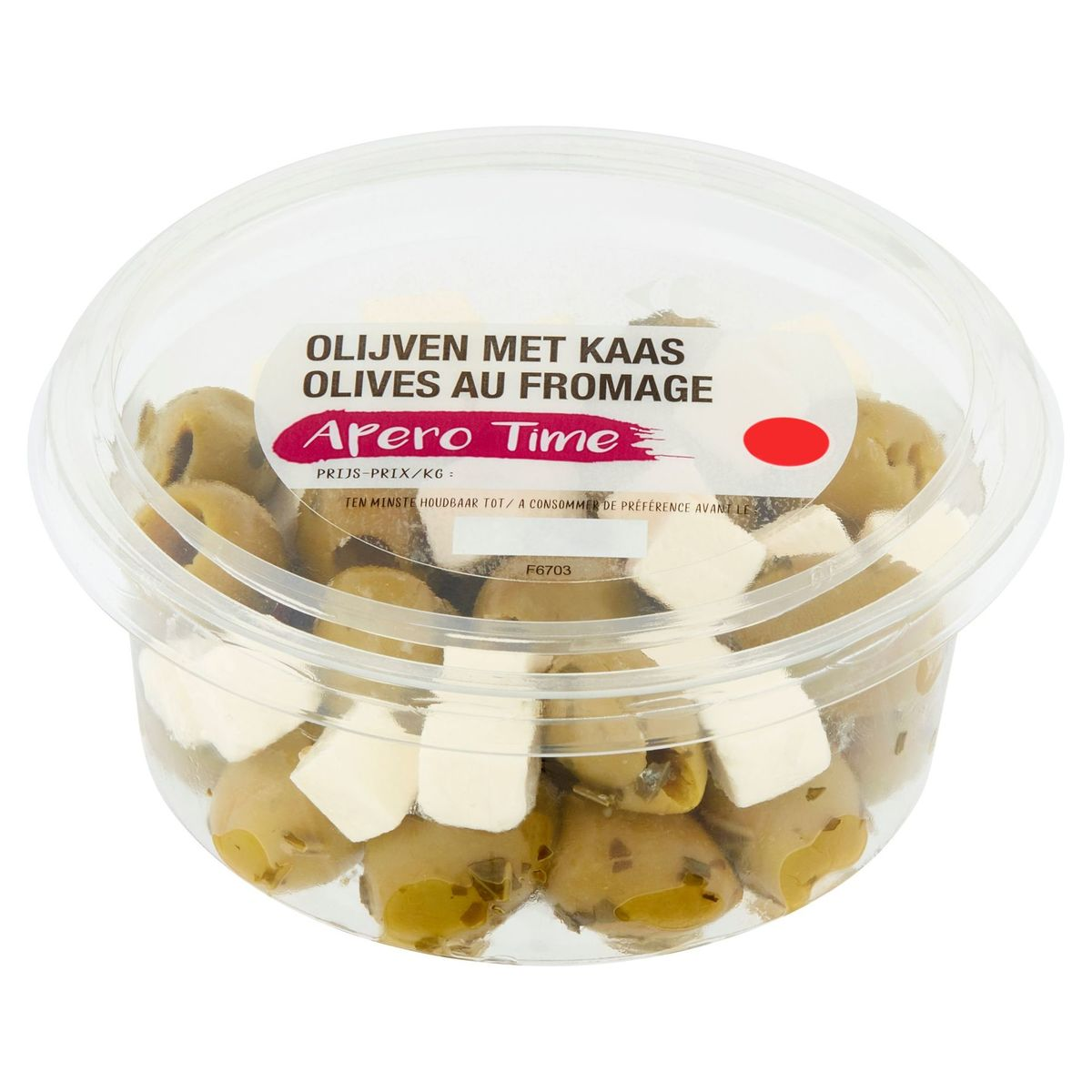 Carrefour Apero Time Olives au Fromage 150 g