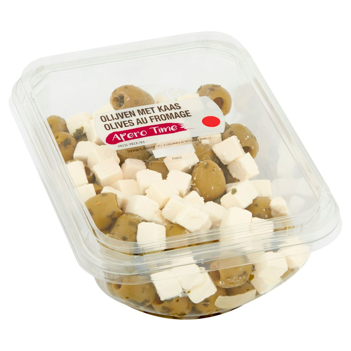 Carrefour Apero Time Olives au Fromage 400 g