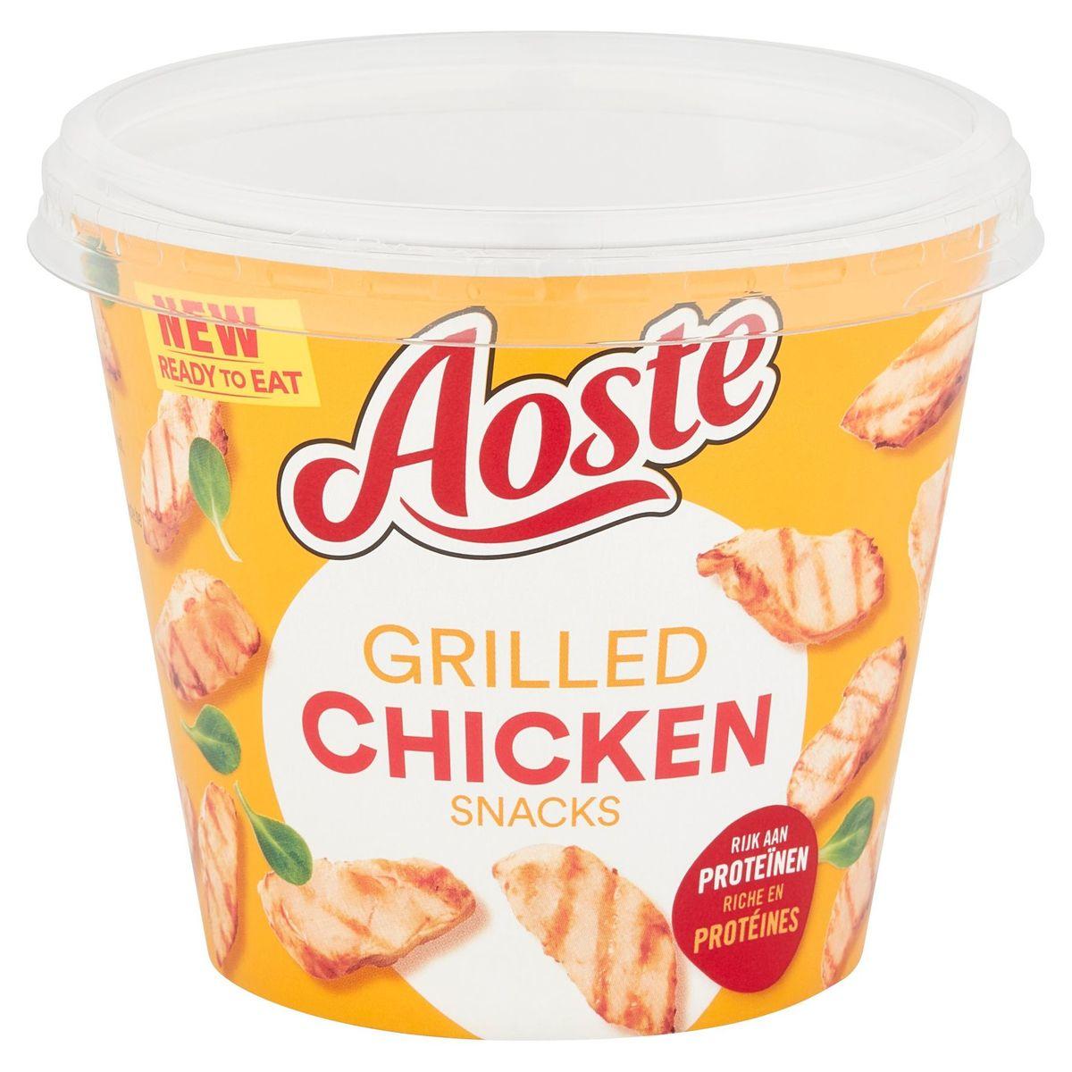 Aoste Grilled Chicken Snacks 80 g