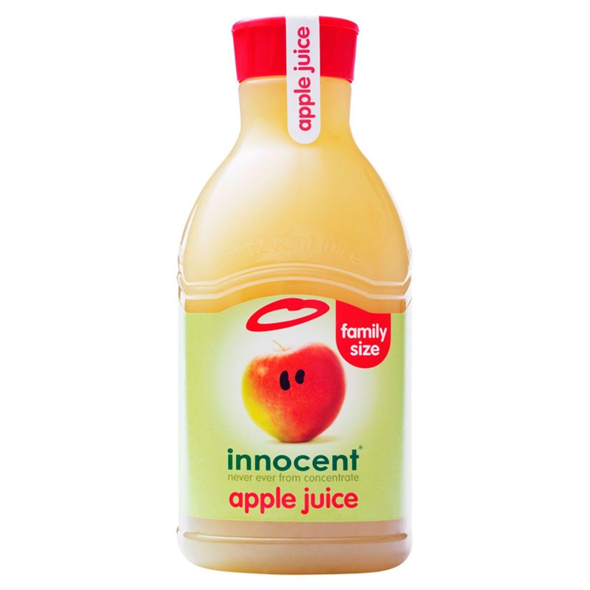 Innocent Apple Juice Family Size 1.5 L