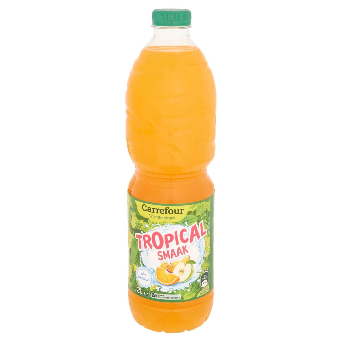 Carrefour Tropical Smaak 2 L