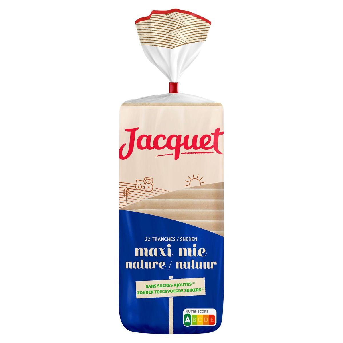 Jacquet Maxi Mie Nature 475 g