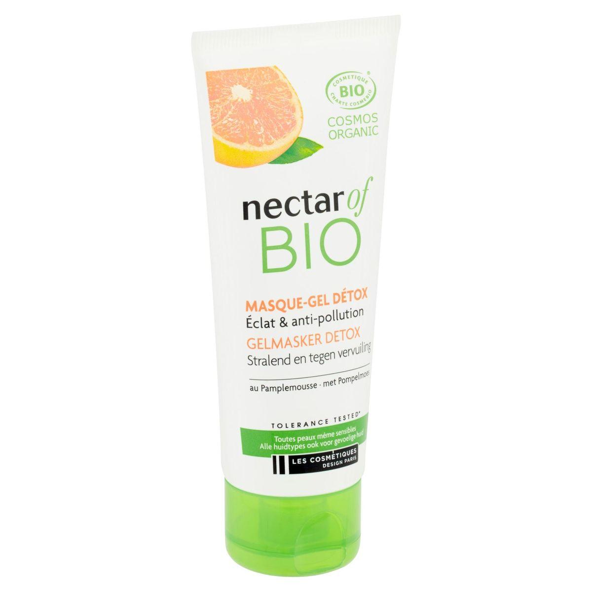 Nectar of Bio Gelmasker Detox 75 ml