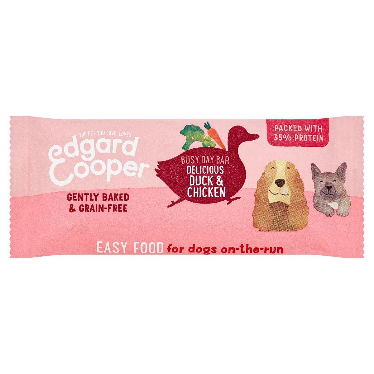 Edgard & Cooper Delicious Duck & Chicken Bar 25 g