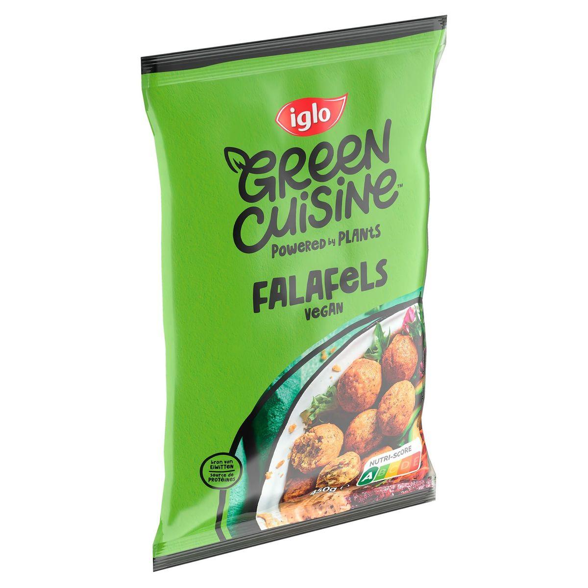 Iglo Green Cuisine Falafel 450g