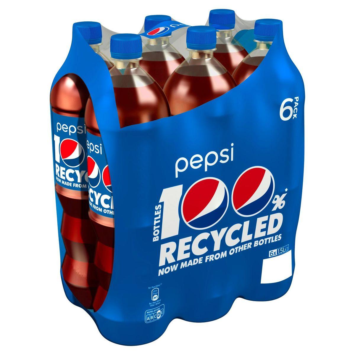 Pepsi Cola 6x1.5 L