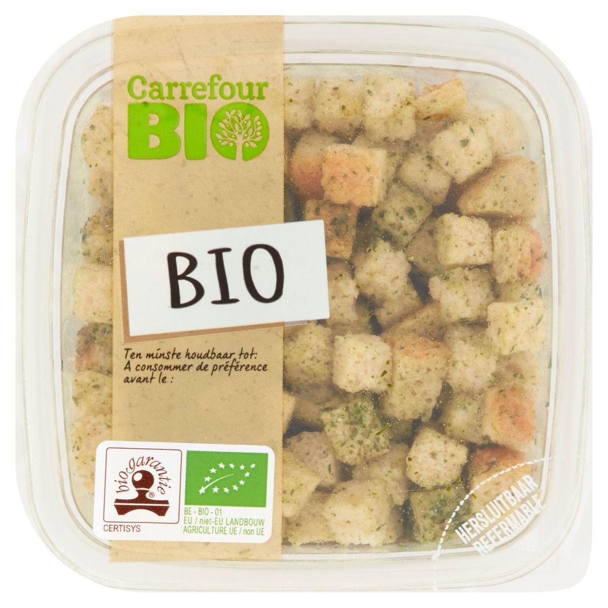 Carrefour Bio Croûton - Ail et Persil Bio 80 g