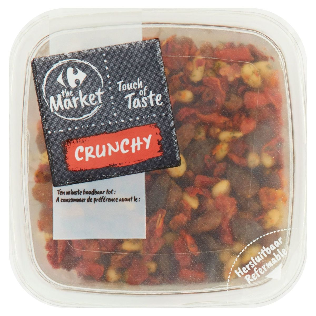 Carrefour The Market Touch of Taste Crunchy Mix Italien 80 g