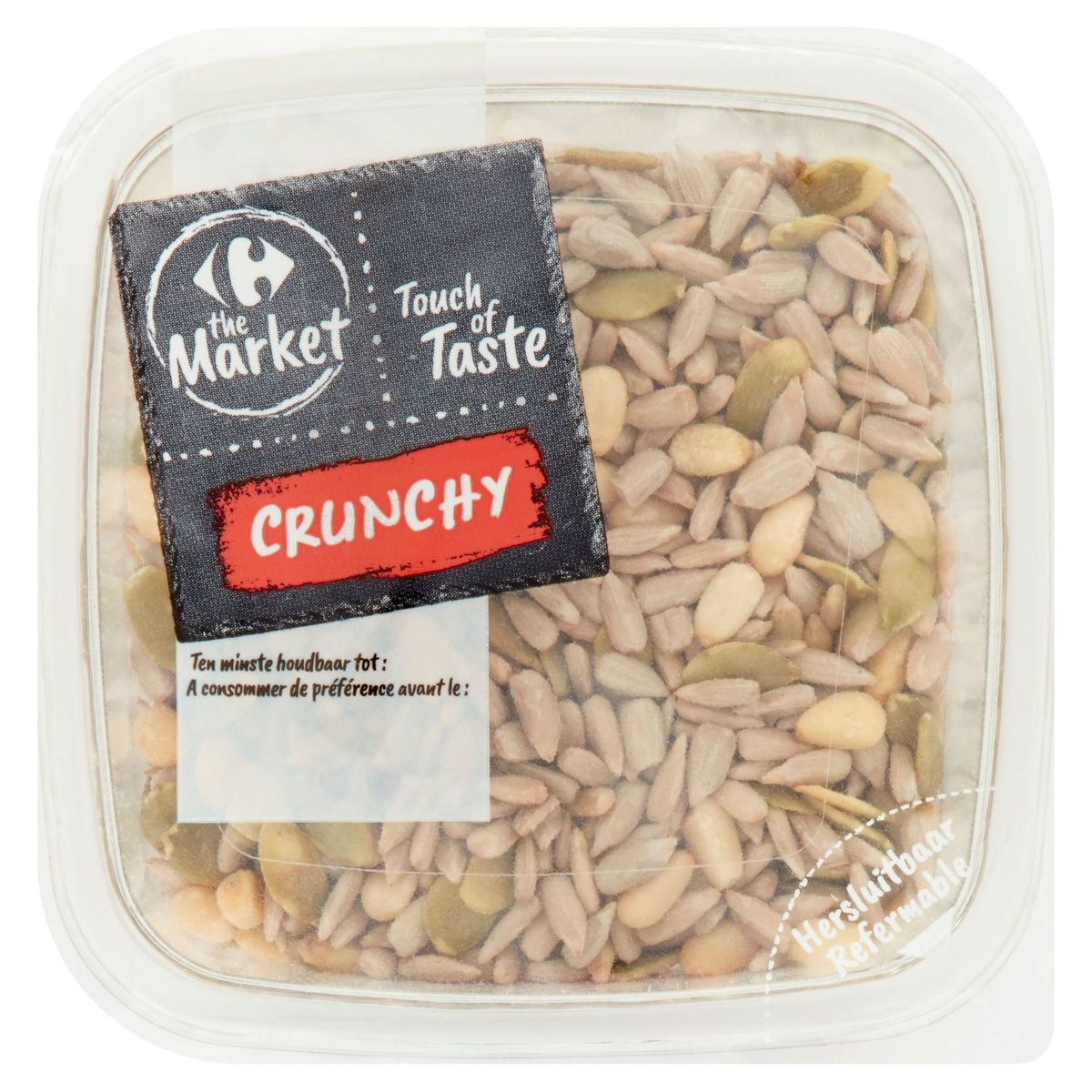 Carrefour The Market Touch of Taste Crunchy Mix Graines 80 g