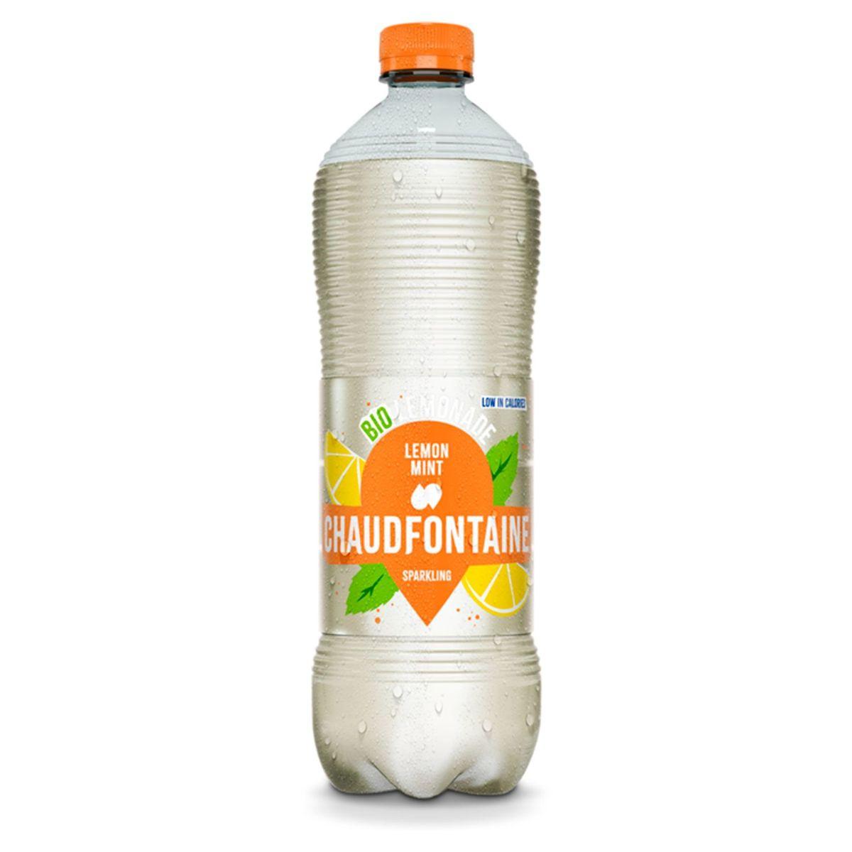 Chaudfontaine Bio Lemonade Lemon Mint Pet 1000ml