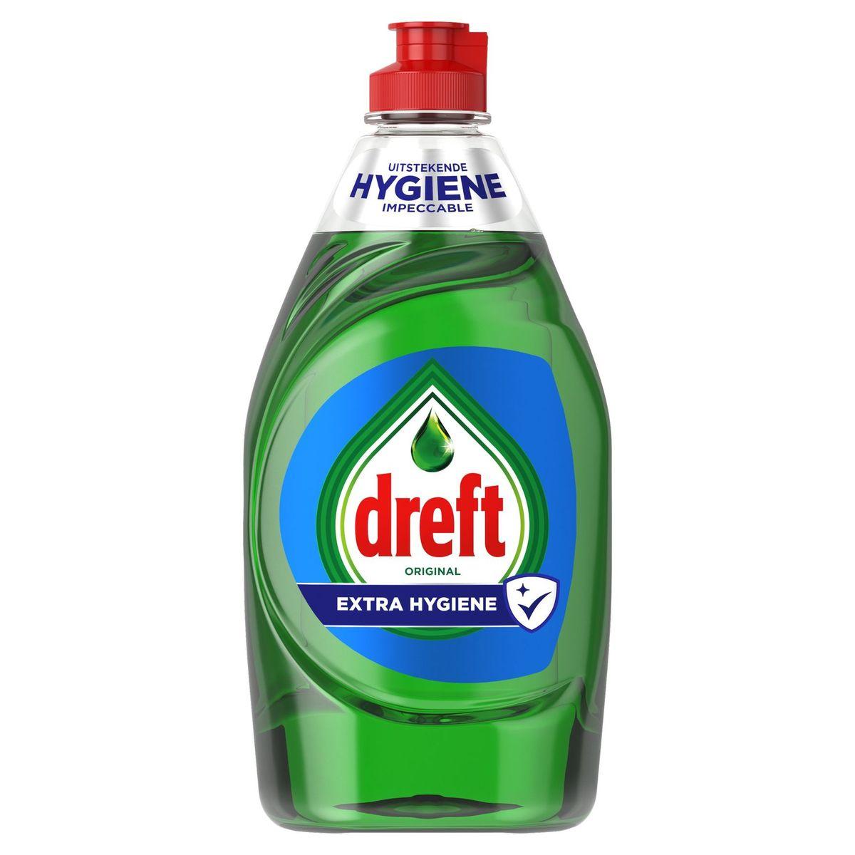 Dreft Extra Hygiëne Vloeibaar Afwasmiddel 440ml