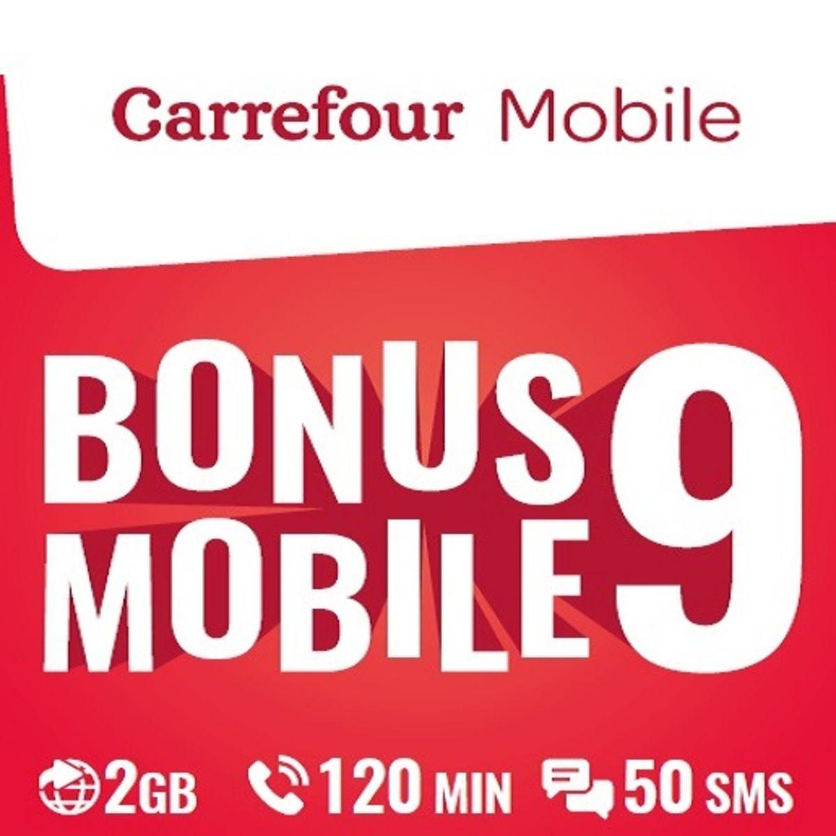 Carrefour Bonus Mobile 9