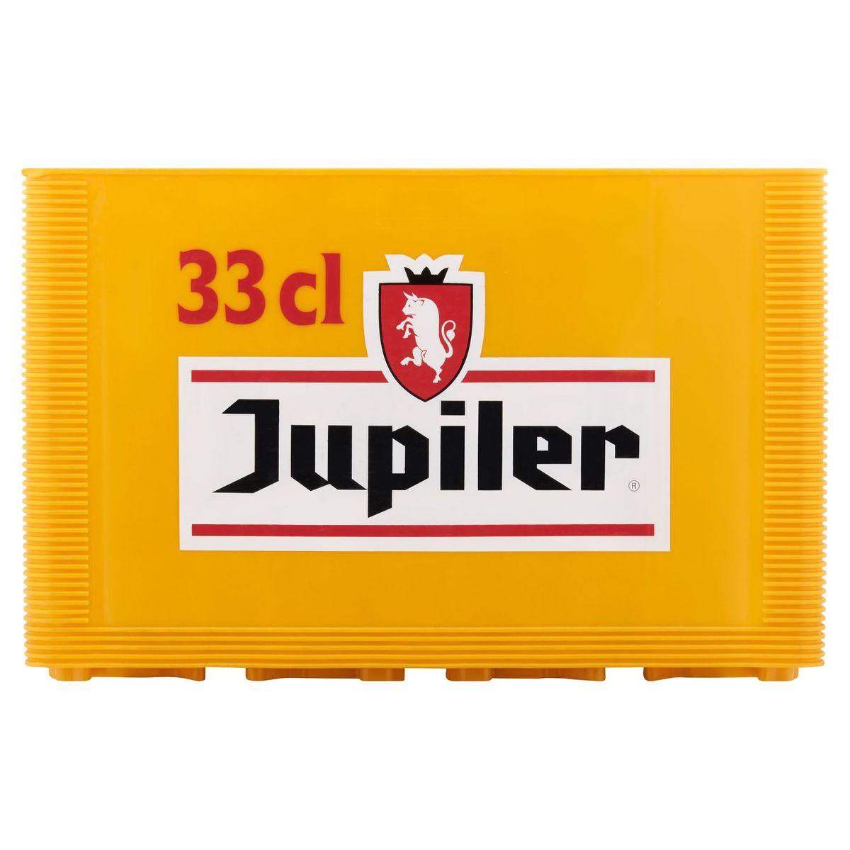 Jupiler Pils Belge Casier 24 x 33 cl 18+6 Gratis