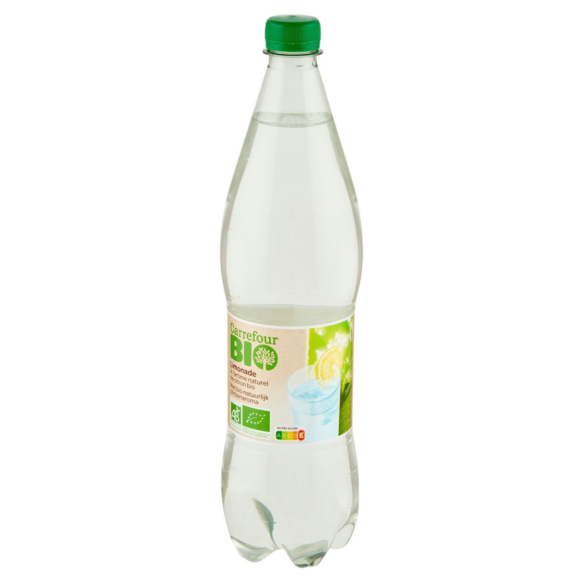 Carrefour Bio Limonade à l'Arôme Naturel de Citron Bio 1 L
