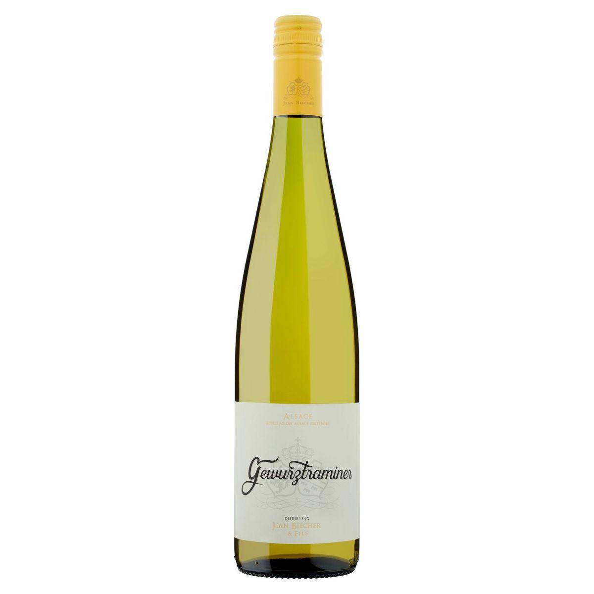 Jean Biecher & Fils Alsace Gewurztraminer 75 cl