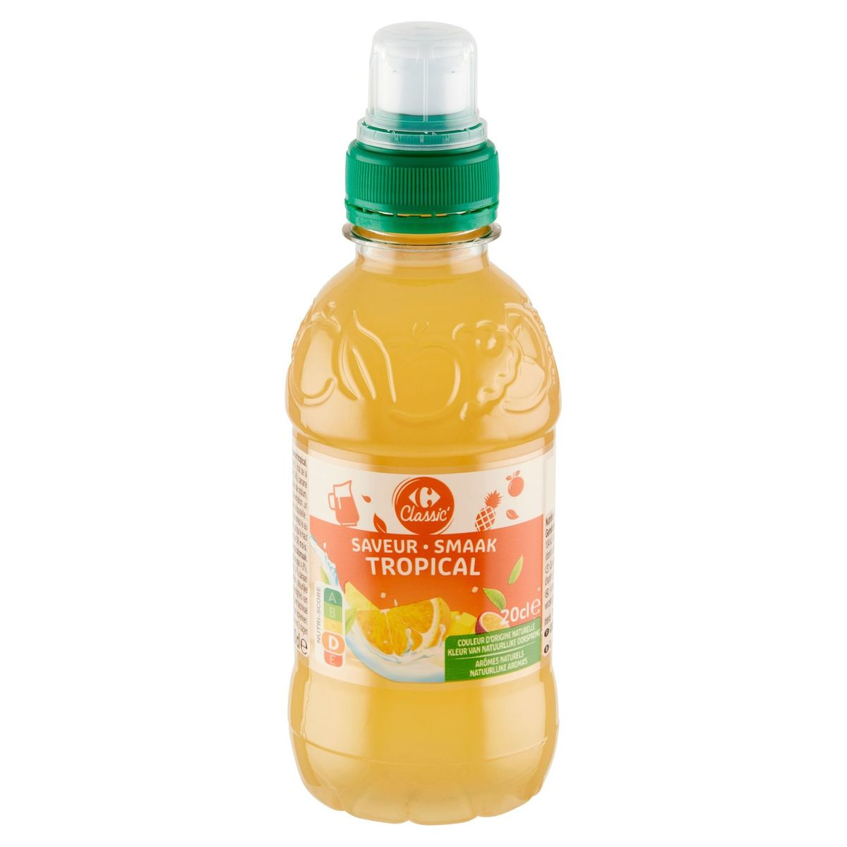 Carrefour Classic' Smaak Tropical 20 cl