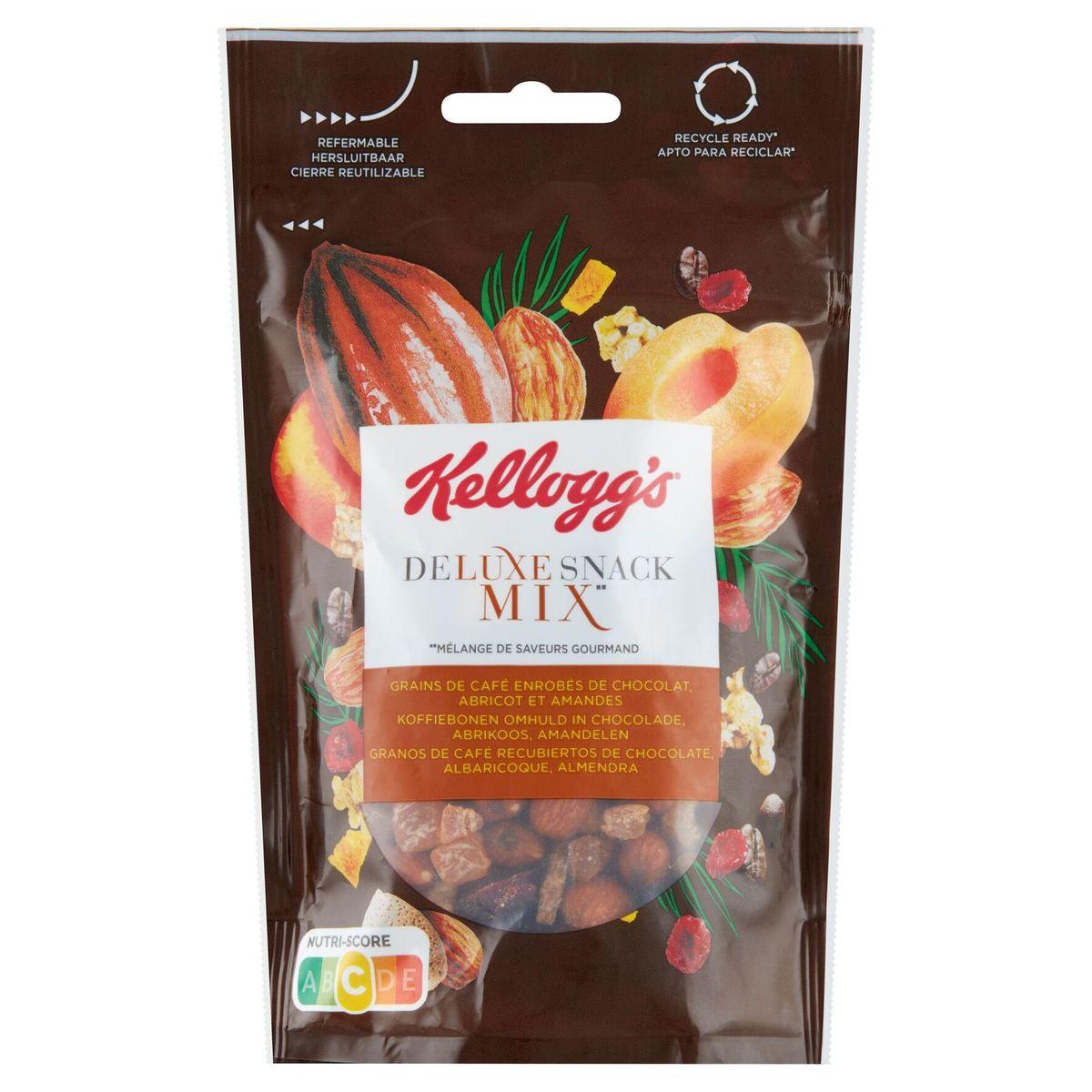 Kellogg's Deluxe Snack Mix Choco Coffee 100 g