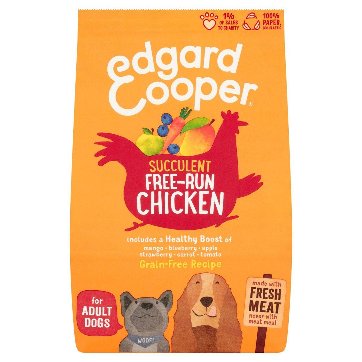 Edgard & Cooper Succulent Free-Run Chicken 1 kg