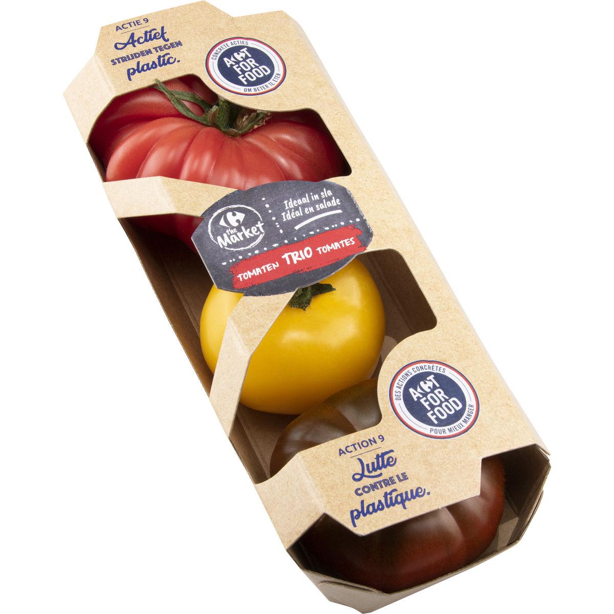 Carrefour TRIO Tomaten 550g