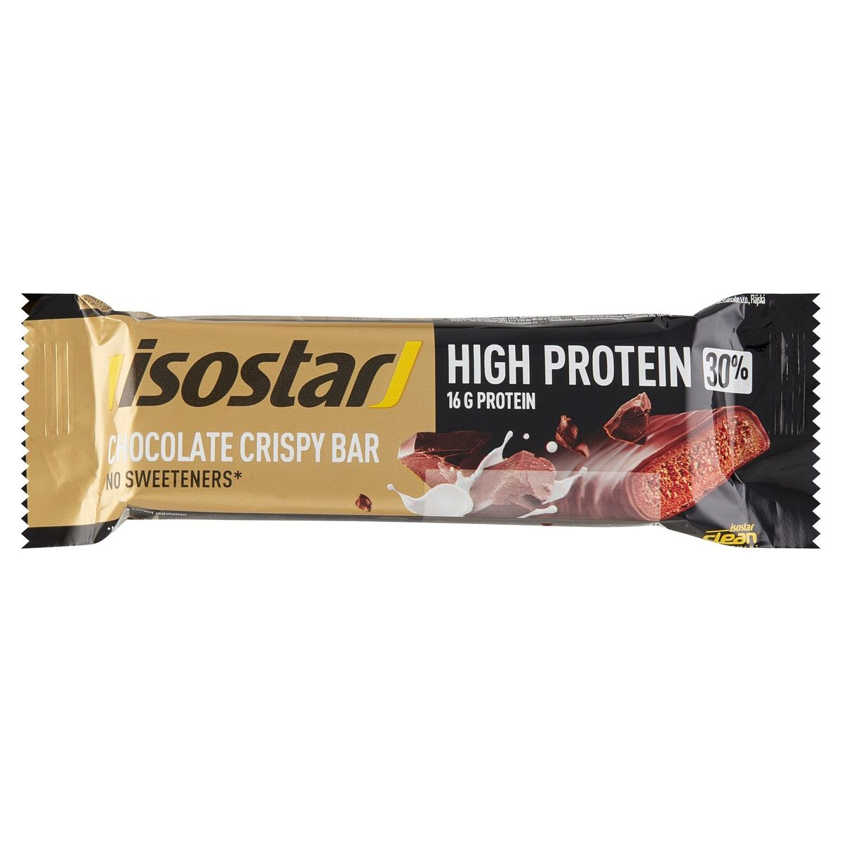 Isostar High Protein 30% Chocolate Crispy Bar 55 g