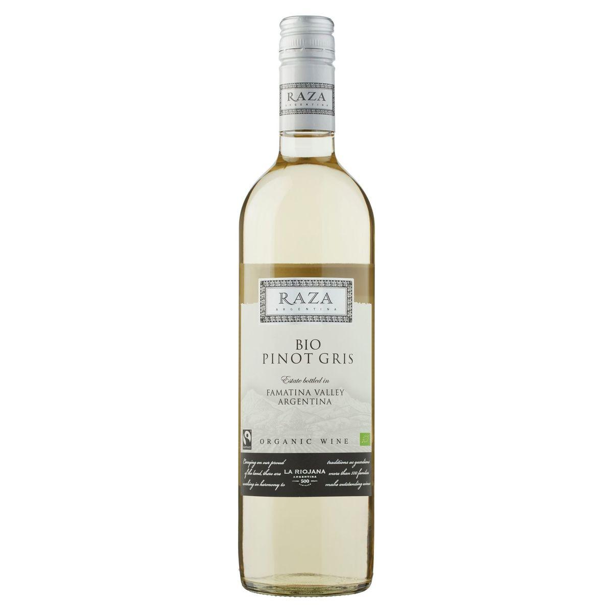 Argentinië La Riojana Raza Pinot Gris Bio
