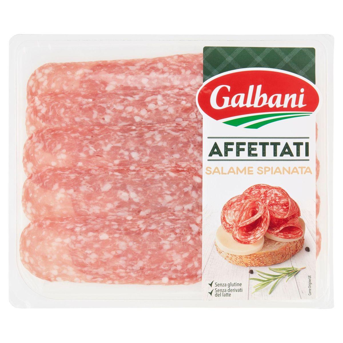 Galbani Affettati Salame Spianata 100 g