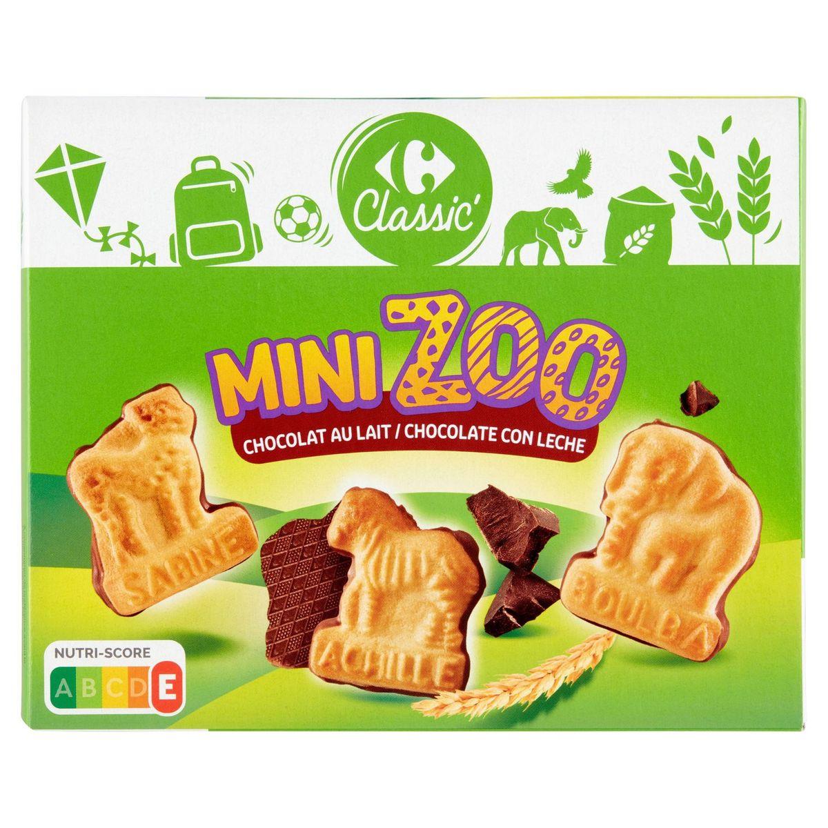 Carrefour Classic' Mini Zoo 4 x 40 g