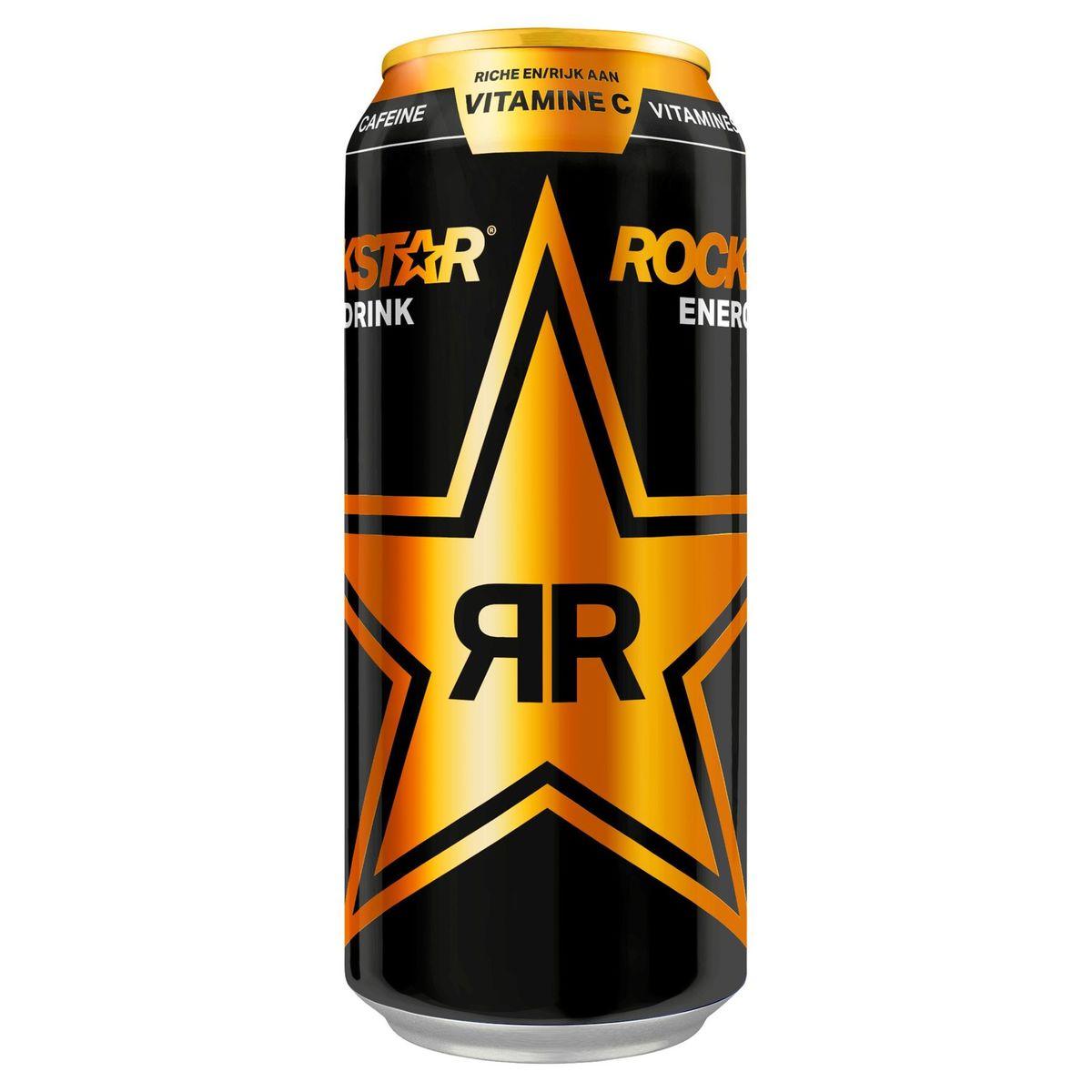 Rockstar Energy Drink Original 500 ml