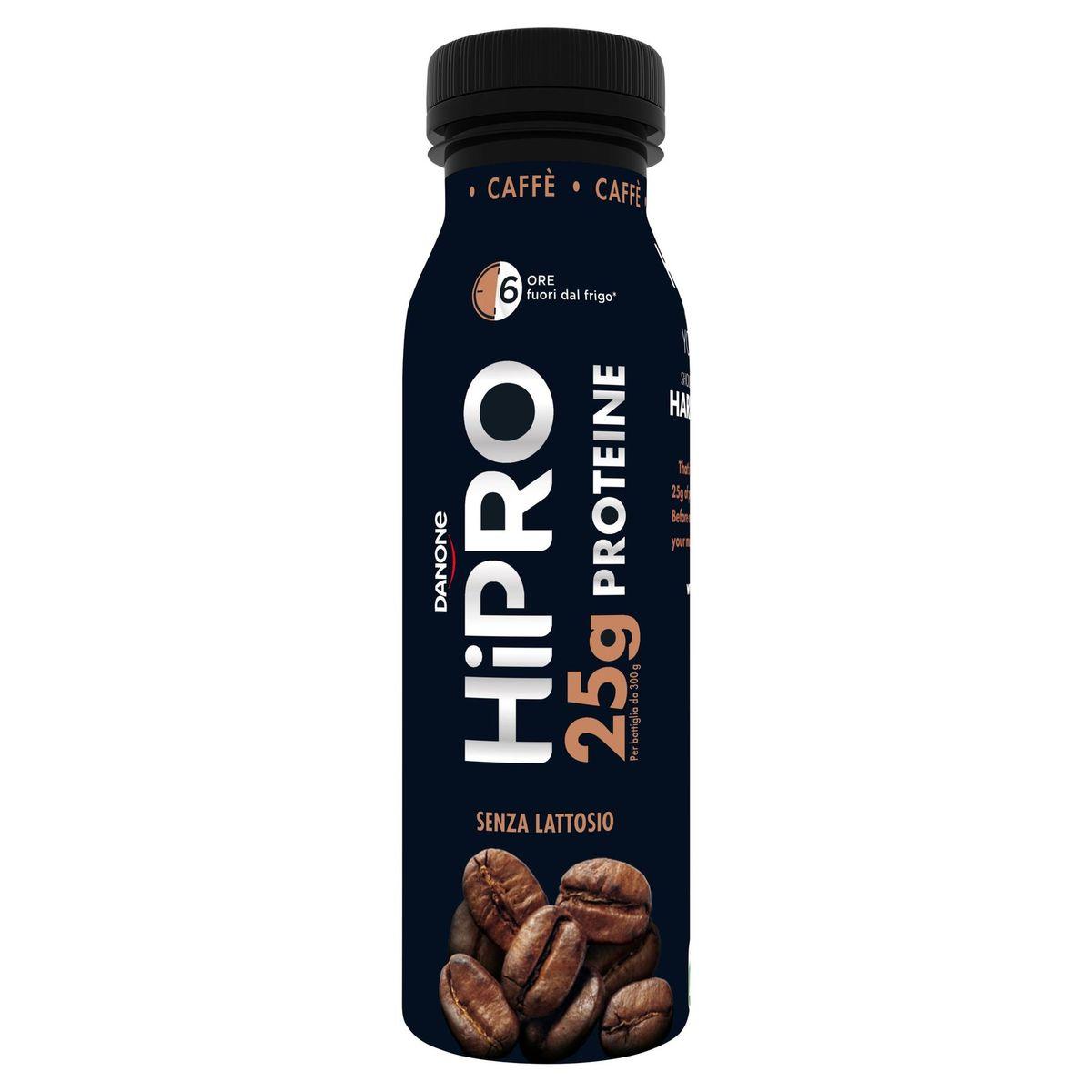 HiPRO à Boire Saveur Café avec 25 g de Protéines 300 g
